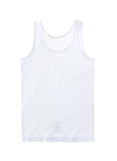 Blackspade Blackspade İç Giyim Atlet Beyaz